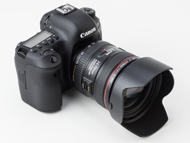 canon 6d ファームウェア