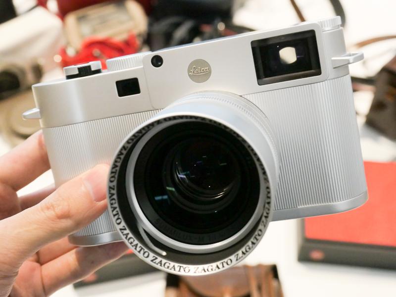 ライカ新製品「M10 Edition Zagato」「C-LUX」レポート ドイツ本社でお披露目 実機写真を掲載