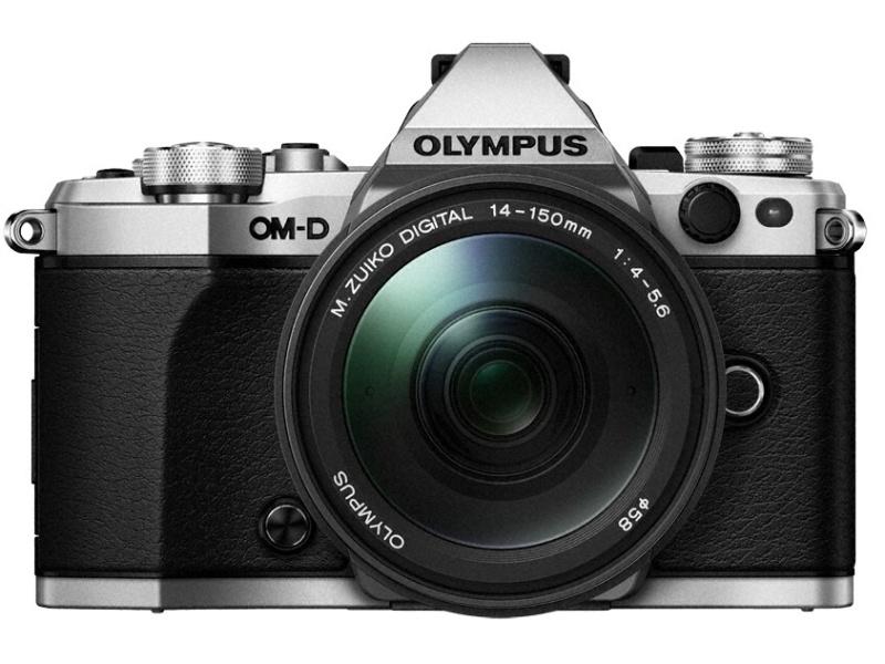 オリンパス、手ブレ補正が向上した「OM-D E-M5 Mark II」 ワンショット8枚合成で4,000万画素相当の撮影も