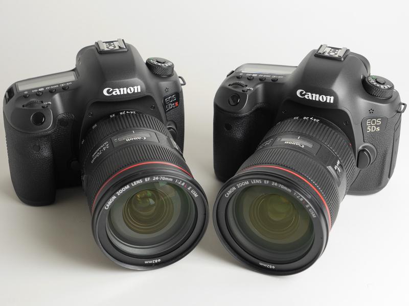 canon eos 5ds ファームウェア
