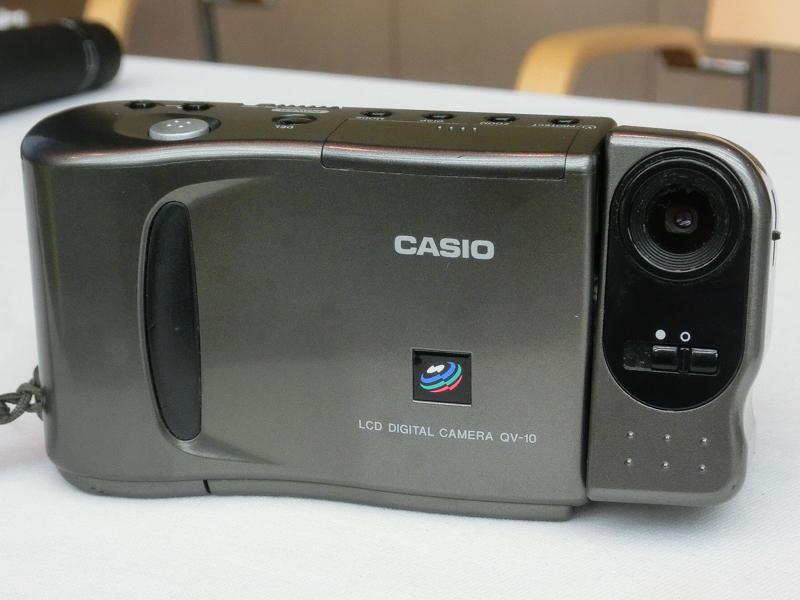 """カシオQV-10は""""カメラ付きテレビ..."""